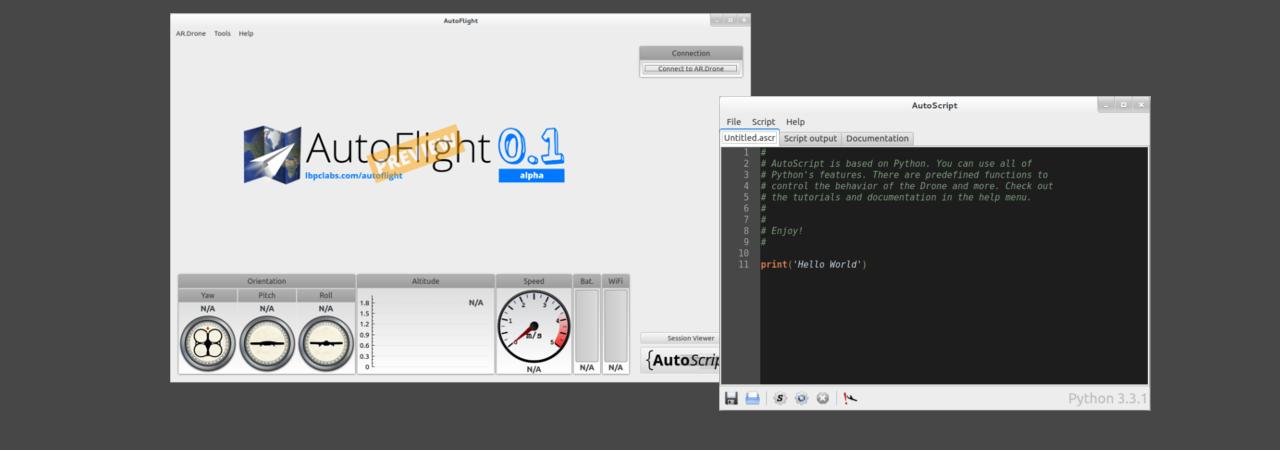 AutoFlight | electronics kitchen